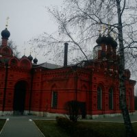 Церковь в Коломне :: Виктория Булат
