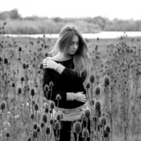 Холод осенней поры :: Анастасия Горяинова