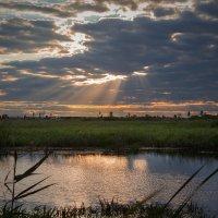 На закате :: Сергей Перегудов