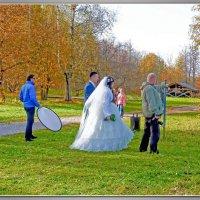 Фотографы на свадьбе. :: Александр Лейкум