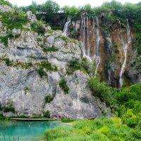 Плитвитские озера :: Ростислав