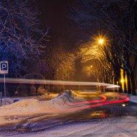 Михаил Микуляк - Зимняя ночь :: Фотоконкурс Epson