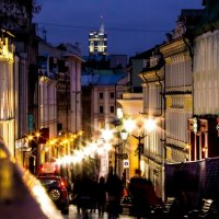 Moscow :: Yar Morgan