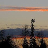 Закат бывает разным :: Нина северянка