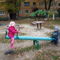 Детство))) :: Алексей Харин