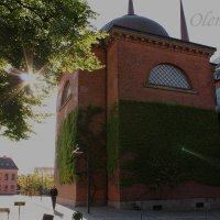 Дания, Собор в Роскилле :: Helen Samusevych