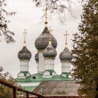 Солотча, Монастырь :: Виталий Качанов