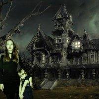 фантазии на тему Хэллоуин :: Елена Баландина