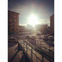 Меня вдохновляет солнце! :: Ангелина Коршкова