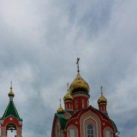 Храм в г. Курчатов :: Евгений Евдокимов