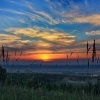 Закатов немыслимая красота. :: Наталья Юрова