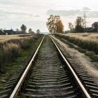 Железная дорога :: Валерий Смирнов