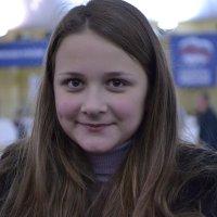 Юля :: Надежда Абрамова