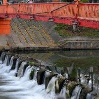 Красный мост :: Владимир Васильев