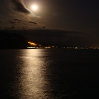 ночь - море - звезды -луна :: 546252 Шишкин