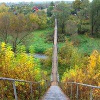 Белорусские мостки Полоцка :: Константин Жирнов