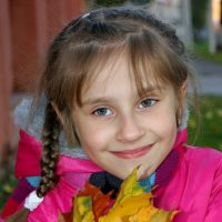 Доченька Виолетта :: Natalisa Sokolets
