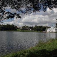 Большое озеро Екатерининского парка. :: Михаил Лесин