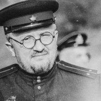 Он вчера не вернулся из боя.... :: Сергей Буйна