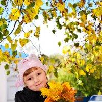 Осенняя прогулка. Ксения. :: АИДа АИДа