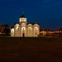 Церковь Благовещения Пресвятой Богородицы. г. Витебск :: Ростислав Бычков