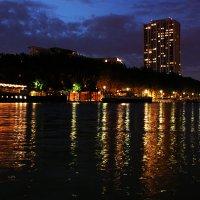 Ночной Париж. :: Oxana Eremeeva