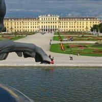 Вена. Шёебруннский дворец :: максим лыков