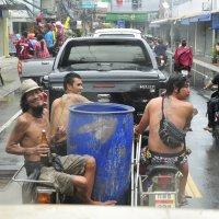 Songkran 2013 (Тайский Новый Год!) :: Ludmila Frost