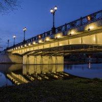 Мост через Коломенку. :: Igor Yakovlev