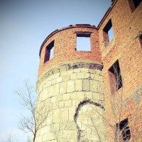 Фрагмент башни Инфиделя :: Роман Fox Hound Унжакоff