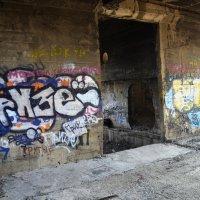 Графити в развалинах :: Роман Fox Hound Унжакоff