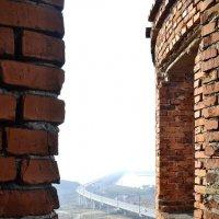 Мост через Амур :: Роман Fox Hound Унжакоff