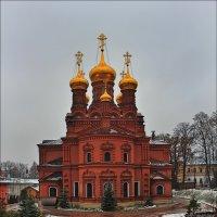 в Черниговском скиту :: Дмитрий Анцыферов