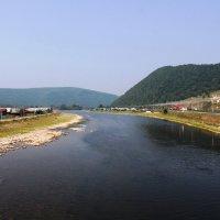 Река Инзер :: Александр Малышев