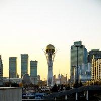 Астана :: Анастасия Егорова