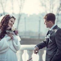 Кристина и Сергей  02.11.2013 :: Виталий Левшов