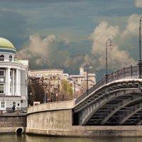 Москва. Вид с Болотной площади :: Борис Гольдберг