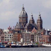 Церковь Святого Николая в Амстердаме. :: Ольга