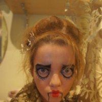 куколка... :: Валерия Белова