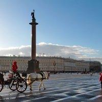 На Дворцовой площади :: Anton Lavrentiev