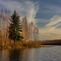 Осенняя песня неба :: Александр | Матвей БЕЛЫЙ