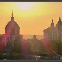 Уж солнце близилось к закату... :: Игорь