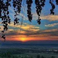 Радуга заката. :: Наталья Юрова