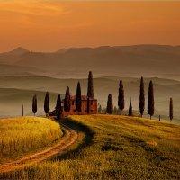 Вечер в Тоскане :: Виктор Перякин