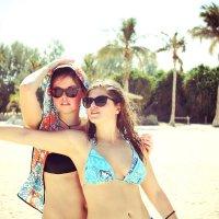 на пляже) Дубай) :: Яна Савкина