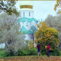 Девушки и осень :: vadim