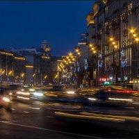 Блюз большого города... :: Наталья Rosenwasser