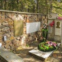 Паметник невероятно мужесивенным и твёрдым. :: юрий Амосов