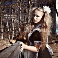 Школьница :: Юленька Shutova