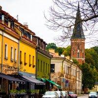 Улицы Каунаса :: Maria Bushko